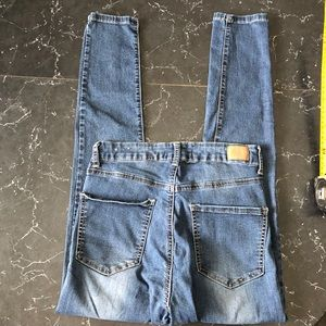 Blue note skinny jeans